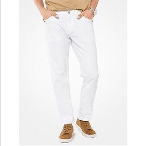 Michael kors écru jeans